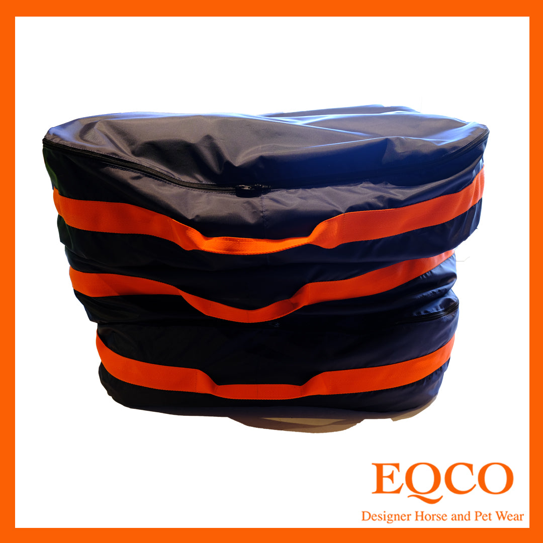 Eqco Saddlepad Storage Bags