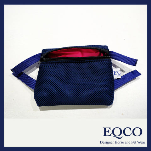 SALE Waist/Running/Riding Bag Navy Blue