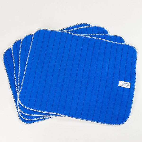 Eqco Royal Blue Bandage Pads