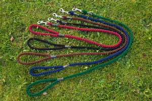 Eqco rope dog leads