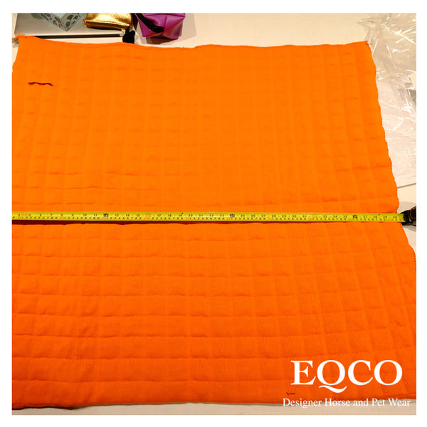SALE Sample New Doesitall Quarter Sheet Thick Fabric