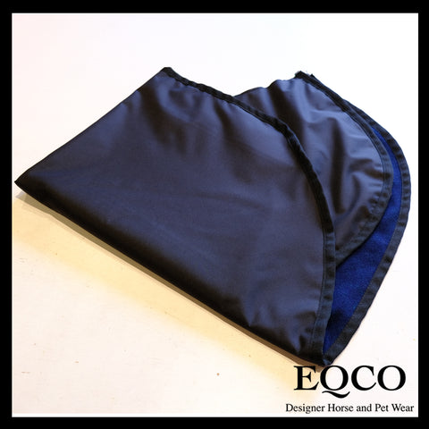 Sale Riding Skirt - Black With Black Binding 14-16 Ruggoo Lining