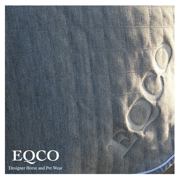 EQCO Doesitall Grey Silver Quarter Sheet