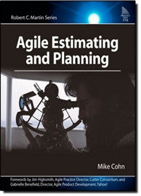 Agile Estimating and Planning (Rober C Martin) Mike Cohn 9780131479418