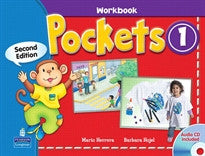 Pockets 1 Workbook Vvaa 9780136039068