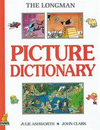 Longman Picture Dictionary: English Julie Ashworth;John Clark 9780175564545