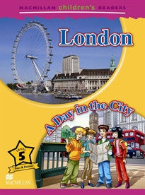 MCHR 5 London: A Day in the City M. Ormerod 9780230010215