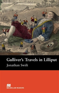 MR (S) Gulliver in Lilliput: Starter Level (Macmillan Readers 2008) J. Swift;J. Lobo 9780230026766