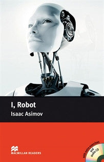 MR (P) I Robot Pack: Pre-intermediate Level (Macmillan Readers 2008) I. Asimov;P. Reilly 9780230026827