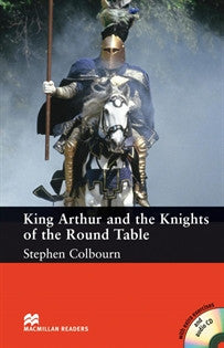 MR (I) King Arthur... Roind Table Pack: Intermediate Level (Macmillan Readers 2008) S. Colbourn 9780230026858