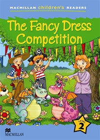 MCHR 2 The Fancy Dress Competition (Macmillan Children Reader) P. Shipton 9780230402027