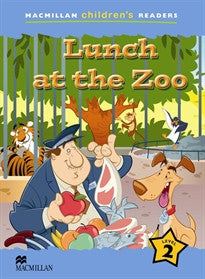 MCHR 2 Lunch at the Zoo (Macmillan Children Reader) P. Shipton 9780230402034