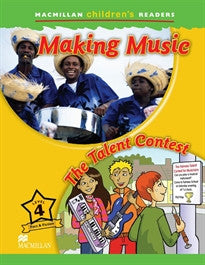 MCHR 4 Making music-Talent Contest (Readers) M. Ormerod 9780230404984