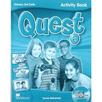 QUEST 6 Act Pack Emma Mohamed 9780230424531