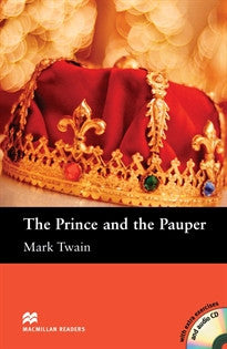 MR (E) The Prince and the Pauper Pack (Macmillan Readers 2013) M. Twain 9780230436343