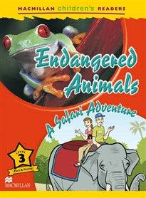 MCHR 3 Endangered Animals (Macmillan Children's Readers) M. Ormerod 9780230443686