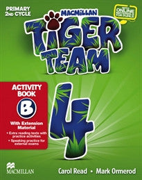 TIGER 4 Act B Pack C. Read;M. Ormerod 9780230453623