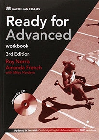 Ready for Advanced 3rd Edition Workbook (sin paquete con clave), con Audio CD Roy Norris;Amanda French 9780230463592