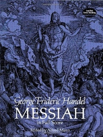 Messiah in Full Score (Dover Vocal Scores) George Frideric Handel;Alfred Mann 9780486260679