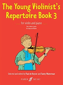 The Young Violinist's Repertoire, Bk 3: (Violin and Piano) Various 9780571508181