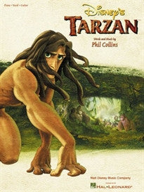 Tarzan Disney Studios;Phil Collins 9780634001611