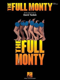 """The Full Monty"" Vocal Selection Terrence McNally 9780634027789"