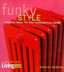 Living Etc:Funky Natalia Marshall 9780706378689