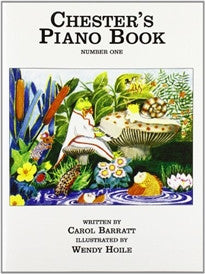 Carol Barratt: No. 1: Chester's Piano Book  9780711921702