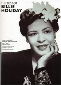 Billie Holiday Songbook  9780711936157