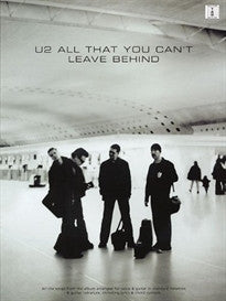 U2: All That You Can't Leave Behind (Tab) U2 9780711986350