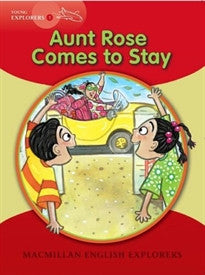 "(1) aunt rose comes to stay (""young explorers"", vol.1) BARBARA MITCHEHILL 9781405060011"