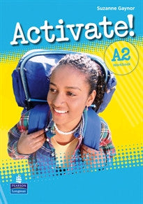 Activate! A2 Workbook without Key Suzanne Gaynor 9781408224281