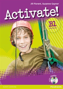 Activate! B1 Workbook without Key-CD-ROM Pack Version 2 Jill Florent 9781408236802