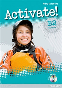 Activate! B2 Workbook without Key-CD-ROM Pack Mary Stephens 9781408236840