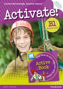 Activate! B1 Students' Book with Access Code and Active Book Pack Carolyn Barraclough 9781447929277