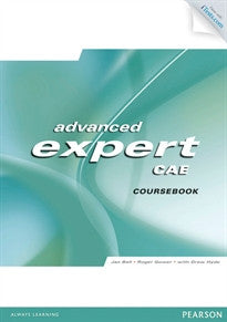 CAE Expert Students' Book with Access Code and CD-ROM Pack Jan Bell 9781447929291