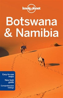 Botswana & Namibia 3 (Country Regional Guides) AA. VV. 9781741798937