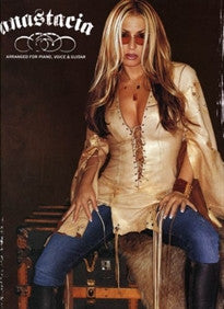 Anastacia: For Piano, Voice and Guitar (Pvg)  9781844496471
