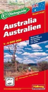 Australie. 1-4 000 000 (Cartes routieres) Collectif 9783828300057