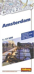 Amsterdam. (Plans city flash) Collectif 9783828300712