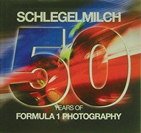 50 Years Of Formula 1 Photography  9783864070563