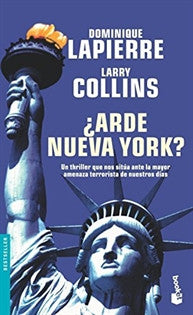 ¿Arde Nueva York? (Bestseller Internacional) Dominique Lapierre;Larry Collins 9788408071662
