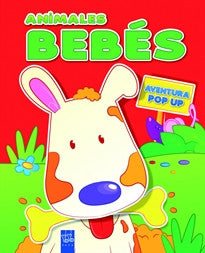 Animales bebés: Aventura pop-up (Aventura móvil) YOYO 9788408104650