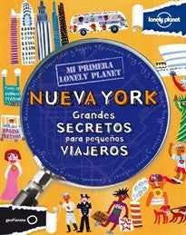 Mi primera Lonely Planet. Nueva York Klay Lamprell 9788408109167