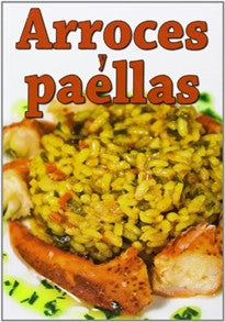 Arroces Y Paellas  9788415083344