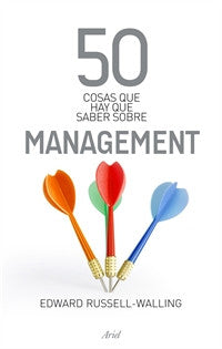 50 cosas que hay que saber sobre management Edward Russell-Walling 9788434469488