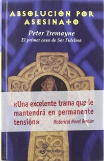 Absolucion por asesinato (I) (Series) Peter Tremayne 9788435035392