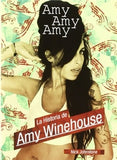 """amy amy amy"" - la historia de amy winehouse Nick Johnstone 9788461276462"