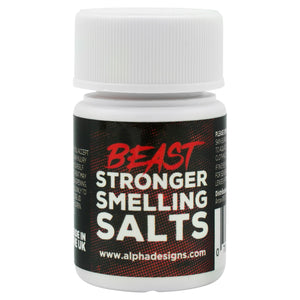 Alpha Designs 'BEAST' Stronger Smelling Salts