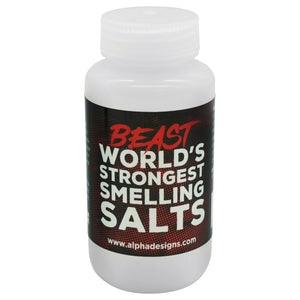 Alpha Designs 'BEAST' World's Strongest Smelling Salts